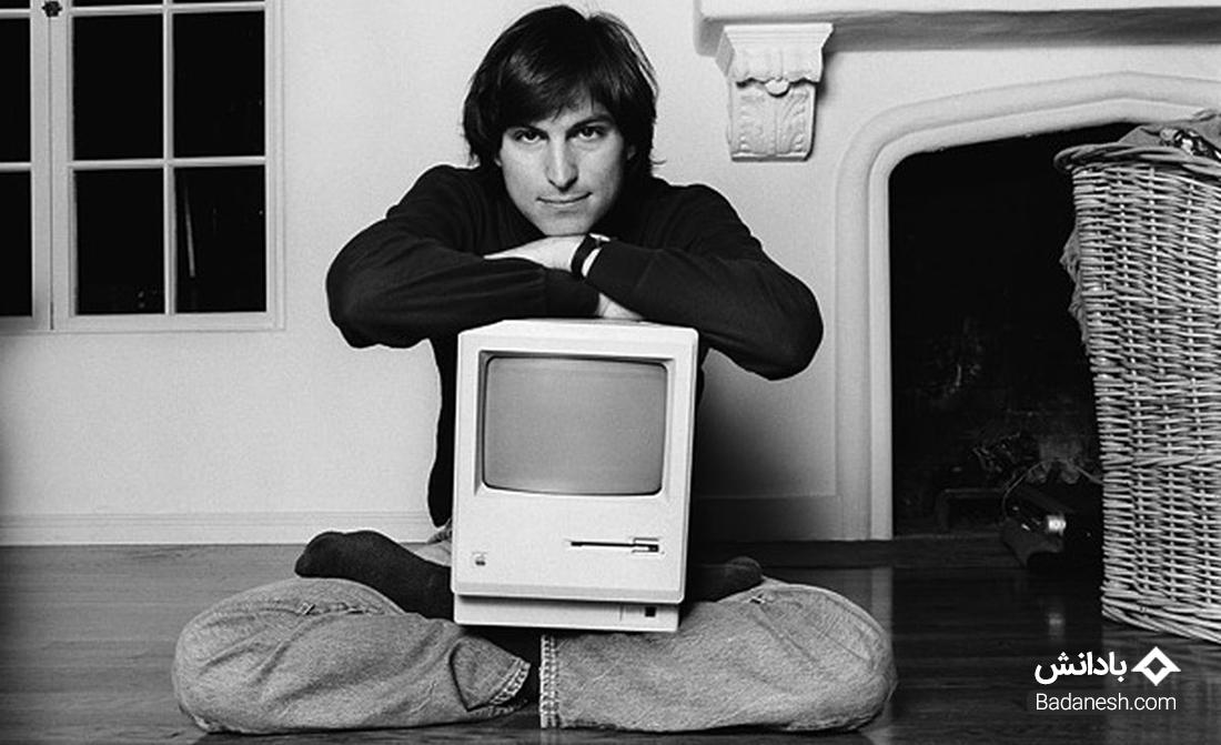 داستان موفقیت استیو جابز بنیانگذار اپل